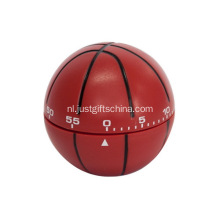 Promotionele basketbal vormige keuken Timer Giveaways