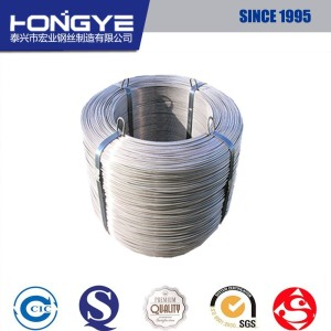 65Mn Steel Screen Mesh Wire