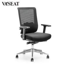 Офис про поворотный подъемник эргономичный исполнительный сетки, стул ткани