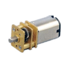 FF-N20PA brushed dc gear motor/ 12mm geared DC motors with planetary gear plastic endcap