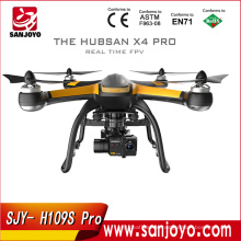 Original Hubsan X4 PRO H109S Professional Drone with Camera 1080p and Chute 5.8G Real Time FPV GPS RC Quadcopter