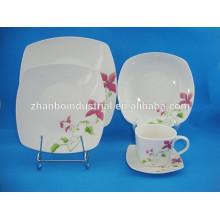 Vaisselle moderne en céramique, vaisselle mignonne, vaisselle usée