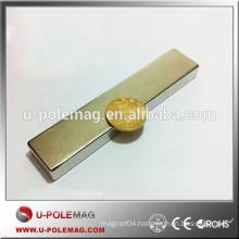 N35 Powerful Strong Square Bar Rare Earth Block Neodymium Magnet