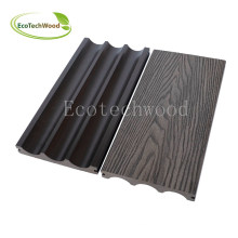Cheap & Solid Emboss WPC Flooring with Professional Cerfificates