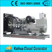 Global warranty 400KW diesel generator set powered by Perkins engine with high quality