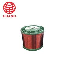 Alambre de cobre de imán redondo AWG 24 cable de bobinado