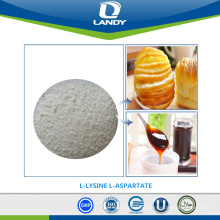 FACTORY PRICE HUGH QUALITY L-LYSINE L-ASPARTATE