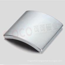Neodymium Ferrite Motor Arc Magnets