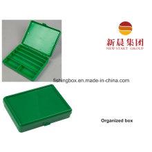 Средний размер зеленый цвет организованной Box