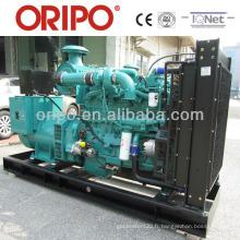 380v générateur diesel 1500rpm 50Hz avec moteur