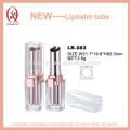 2016 Bouchon à lèvres carré moderne en forme de tubes à lèvres