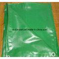 Bâches de bâche dans le tissu 100% de toile de polyester pour l'auvent