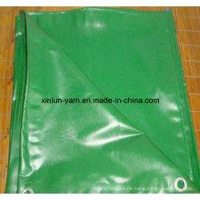 Planenbezüge in 100% Polyester Canvas Stoff für Markise