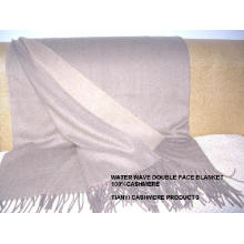 Cashmere Throw Double Face (0961)