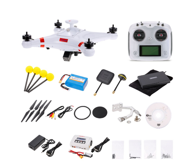Fishing RC Quadcopter