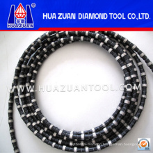 Environment Friendly Diamond Wire Saw for Stone Cutting