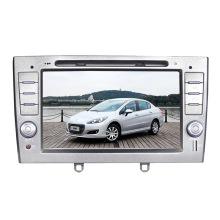 Reproductor de DVD de coche para Peugeot 308 GPS Glonass Navegación