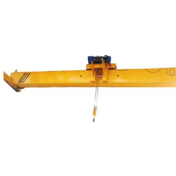 Однобалочный 10-тонный 5-тонный 3-тонный мостовой кран