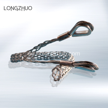 Single Eye Galvanized Steel Wire Rope Grip