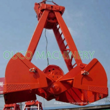 Mechanical Clamshell Grab Bucket with High Load Bearing Capacity