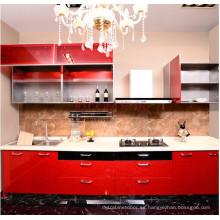 Laminado MDF puertas de cocina para los gabinetes con tamaños personalizados (más de 200 colores a elegir)