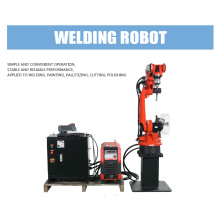 6 robôs de soldagem industriais AXIS Welder
