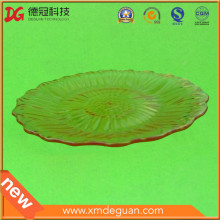 Custom Good Quality Food Fruit Plastic Plate Open Mold uniquement