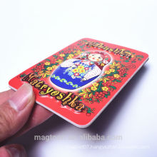 3D foam Eva Fridge Magnet For Promotion