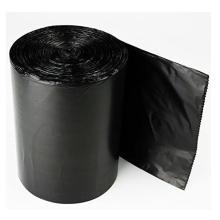 Strong Star Seal Trash Bag in Black