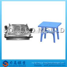 molde de mesa de plástico