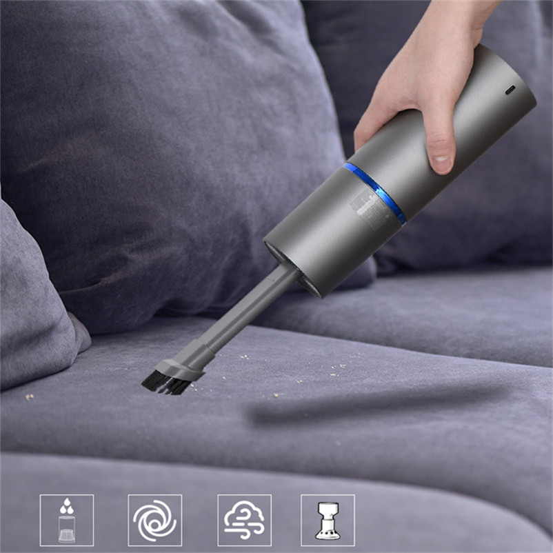 Wireless Vacuum Cleaner For Car