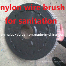 Nylon Round Brush for Environmental Sanitation Machine (YY-341)