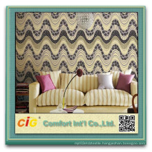 for Home Hotel Decoration Non-Woven Wallpape