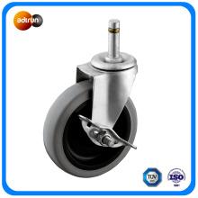 Końcówka pierścieniowa TPR Noiseless Caster Wheel
