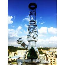 15,5 Zoll neues Design High Quanlity Ei Glas Rauchen Wasser Rohr