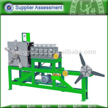 Machine for aluminum flexible conduit