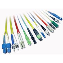 Pérdida de inserción baja Precio más barato LC / Sc / St / FC / Mu / MPO / MTRJ Conector de fibra óptica