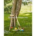 Rasen Spiel 4 Spieler Holz Krocket