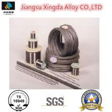 Fio de liga de níquel de alta pureza com SGS