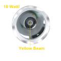 1000lumen T6 Lamp LED Submarine Diving Flashlight Yellow beam Underwater Torch