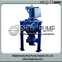 Vertical Mineral Sanding Handling Froth Pump