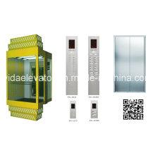 Magnifique ascenseur d'observation conçu avec une bonne qualité et un prix compétitif
