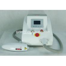 El mejor q cambió la máquina del retiro del pelo del laser del yag del nd para la venta