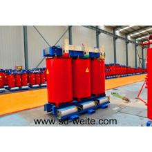 Transformador de energía de distribución manufacturada de China para la fuente de alimentación