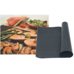 PTFE Non-stick BBQ/Oven Hotplate Liner; Trim To Size Fit For Your Hot Plate