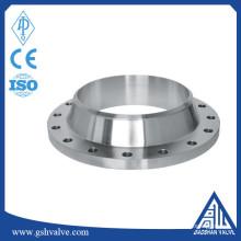 ANSI B 16.5 Flange de solda em aço inoxidável