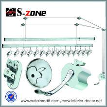 SZ12-05 потолочная одежда сушилка для одежды бутик одежды вешалка для одежды