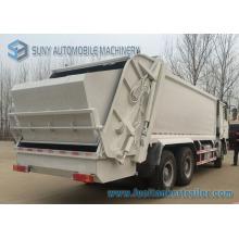 Camion à ordures de 20000L 6X4 Shacman Comperssion