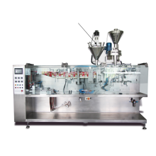 Automatic powder filling dan sealing machine