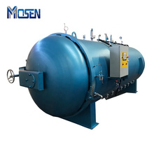 Advanced Hot Vulcanizing Autoclave Machine For Rubber Products